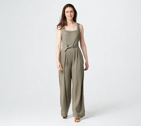 Peace Love World Woven Jumpsuit - A366628