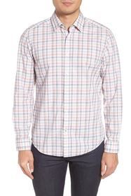 BOSS Lukas Regular Fit Check Sport Shirt