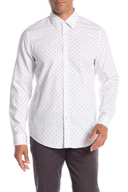 BOSS Lukas Long Sleeve Regular Fit Shirt