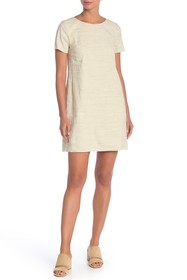Theory Panel Shift Dress