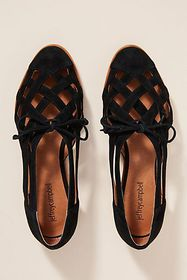 Anthropologie Jeffrey Campbell Canela City Flats