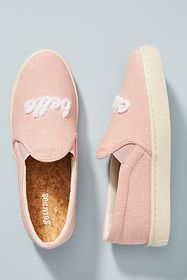 Anthropologie Soludos Ciao Bella Sneakers