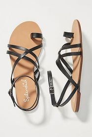 Anthropologie Splendid Sully Sandals