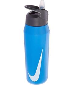 Nike Stainless Steel Hypercharge Straw Bottle 32oz