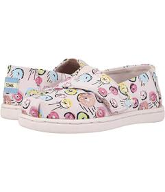 TOMS Kids Alpargata (Toddler\u002FLittle Kid)