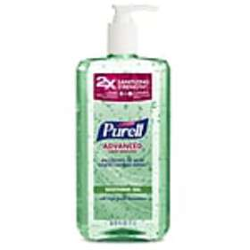 PURELL® Advanced Hand Sanitizer Soothing Gel, Fres