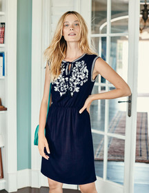 Boden Catriona Embroidered Dress