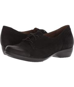 Dansko Black Burnished Nubuck