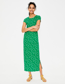 Boden Nicola Jersey Midi Dress