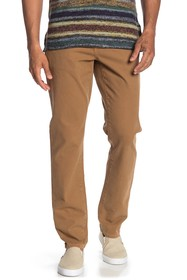Frye Dean 5 Pocket Mid Rise Slim Fit Pants
