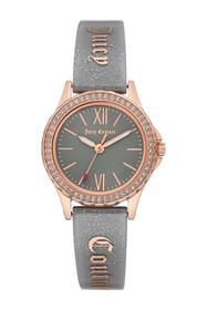 Juicy Couture Women's Swarovski Crystal Accented R