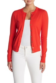 J. Crew Front Button Knit Cardigan