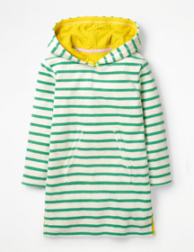 Boden Stripy Towelling Beach Dress