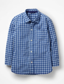 Boden Garment-dyed Laundered Shirt