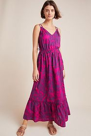 Anthropologie Yasmine Maxi Dress