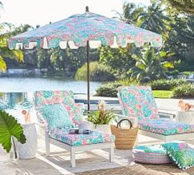 Pottery Barn Lilly Pulitzer Lilly of the Jungle Ca