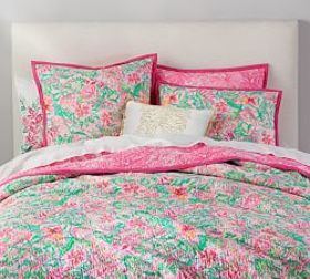 Pottery Barn Lilly Pulitzer Lilly of the Jungle Re