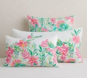 Pottery Barn Lilly Pulitzer Jungle Lilly Sham