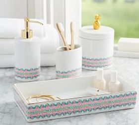 Pottery Barn Lilly Pulitzer Its Impawsible Bath Ac