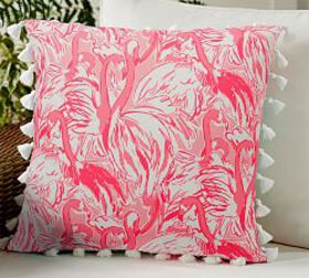 Pottery Barn Indoor/Outdoor Lilly Pulitzer Printed
