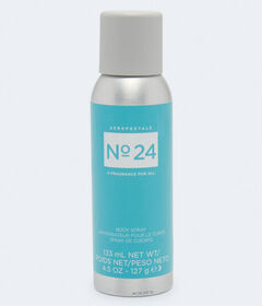 Aeropostale Fragrance For All No. 24 Body Spray