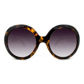 Women's Oversized Round Sunglasses - A New Day