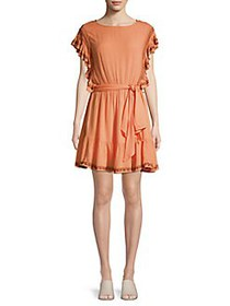 Free People Weekend Brunch Dress CORAL