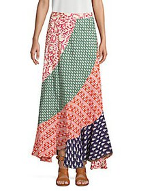 Free People Medley Maxi Skirt MULTI