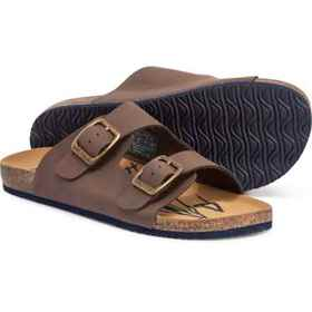 Nautica Grant Sandals (For Boys) in Chocolate