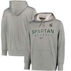 Michigan State Spartans Nike Circuit Therma-FIT Pe