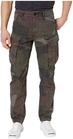 G-Star Rovic Zip 3D Straight Tapered Jeans in Grey