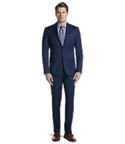 Jos Bank Travel Tech Slim Fit Suit - Big & Tall