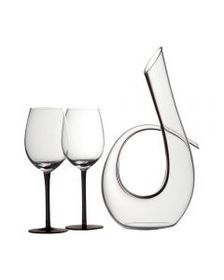 Pfaltzgraff Sensations 3 Piece Decanter Set
