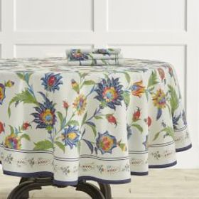 Iznik Round Tablecloth