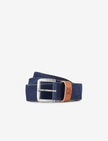 Armani BELT WITH ANTIQUE BUCKLE