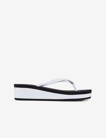 Armani FLIP-FLOPS WITH WEDGES