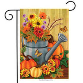 Fall Watering Can...