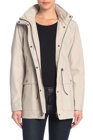Bagatelle Short Hooded Anorak Jacket