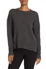 Theory Karenia Long Sleeve Cashmere Sweater