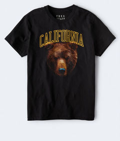 Aeropostale Free State California Bear Photo Graph