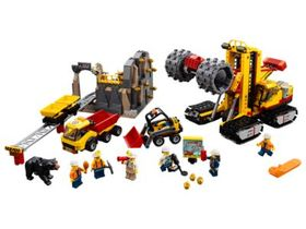 Lego Mining Experts Site