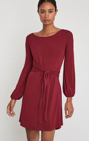 BCBG Mini Wrap Dress