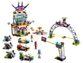 Lego The Big Race Day
