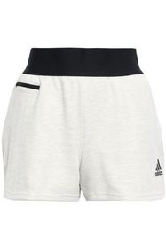 ADIDAS ID Stadium mélange stretch-cotton jersey sh
