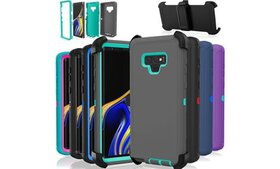 Samsung Galaxy Note 9 Case Cover Shockproof (Fits