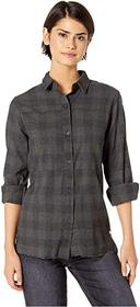 Hurley Long Sleeve Wilson Flannel Top