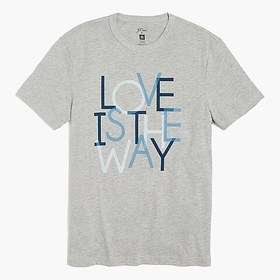J. Crew Factory Men's J.Crew x Human Rights Campai