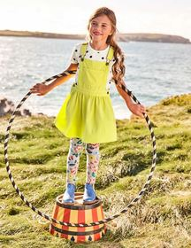 Boden Overall Pinafore Dress