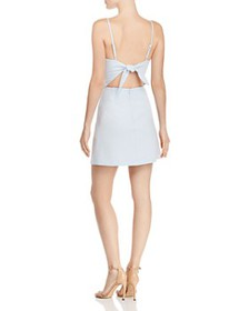 FRENCH CONNECTION - Summer Whisper Tie-Back Mini S