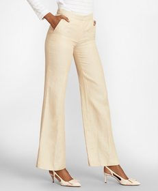 Brooks Brothers Linen Pants